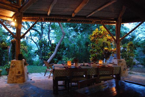 "Nitun Private Reserve: The ""restaurant"""