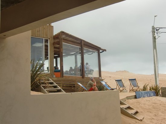 La Viuda del Diablo: Terrace in the dunes