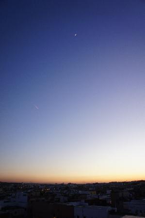 Riad Dar Mayssane : beautiful sunset