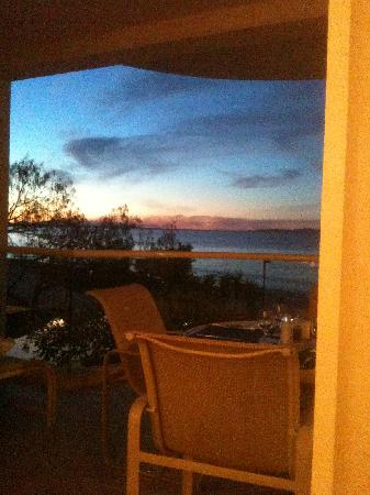 Tingirana Noosa: Great sunsets