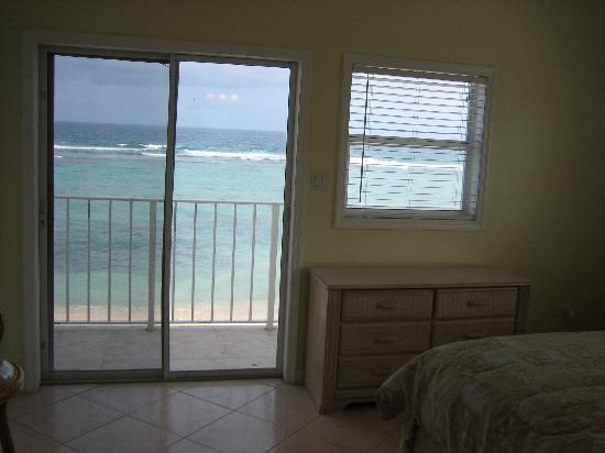 Bodden Town, Grand Cayman: SAVED THE BEST FOR LAST!!!! the View from the Master bedroom.