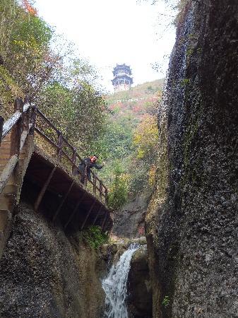 Taiji gorge