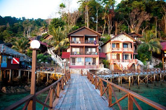 Panuba Inn Resort : Panuba Inn