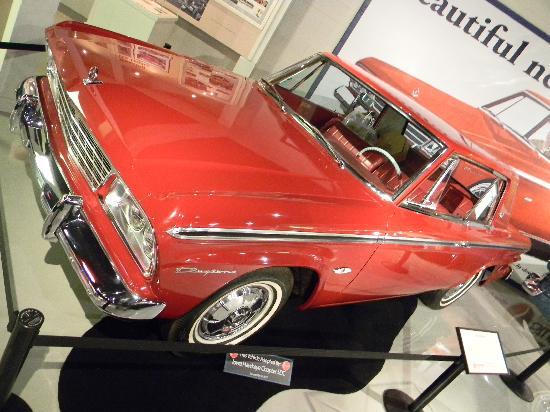 Studebaker National Museum: 64 Stude Daytona