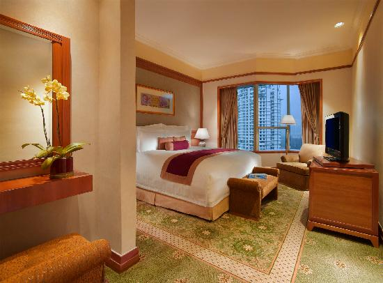 Pullman Kuala Lumpur City Centre Hotel And Residences: Junior Prince Suite