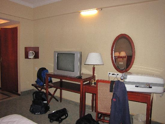 GreenTree Inn Luoyang Peony Square Business Hotel: TV