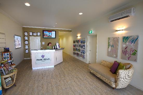 Park Regis City Quays : Hotel Lobby