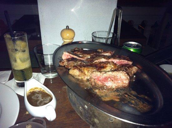 El Gaucho - Argentinian Steakhouse: steaks!