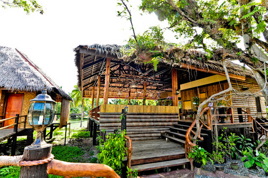 Loboc River Resort: Restaurant View