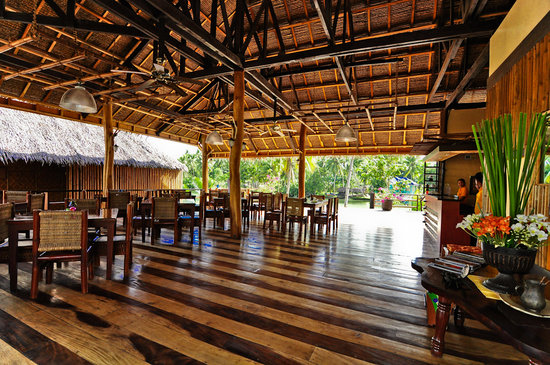 Loboc River Resort: Venia's Kitchen