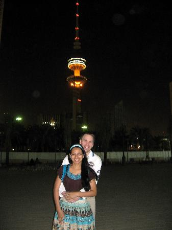 Kuwait City, Kuwait: torre de liberacion