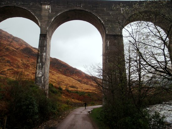 Glenfinnan, UK: Bridge 1