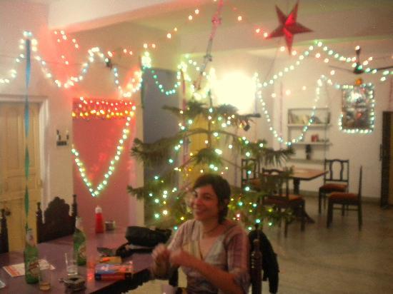 Hotel Karni Niwas: living room...