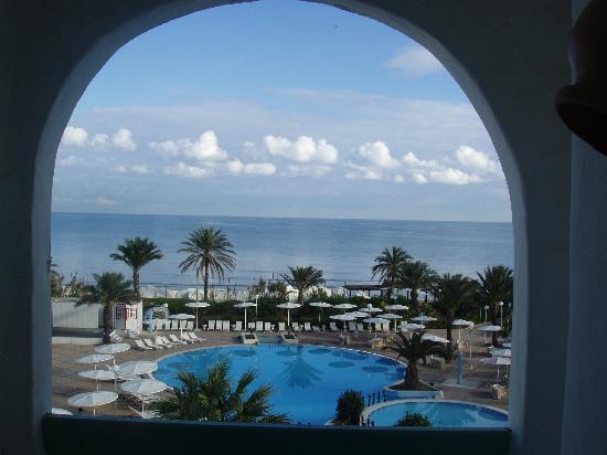 El Mouradi Skanes: sea view room