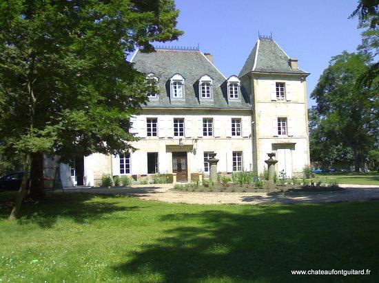 Chateau Fontguitard