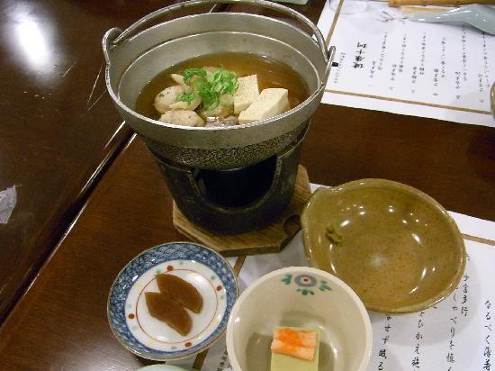 Hotel Wellness Yamatoji: 「花」プラン料理1