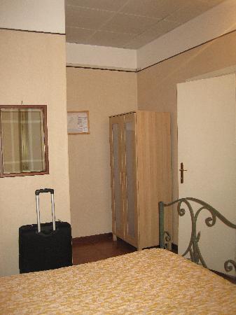 Hotel Touring: camera matrimoniale