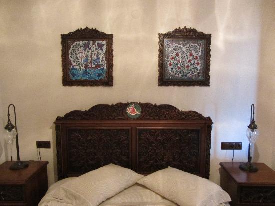 Hotel Nilya: Room view