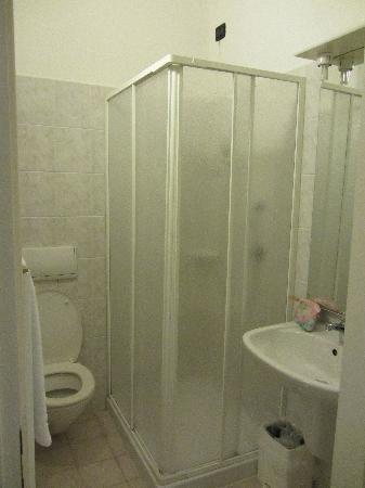Hotel Bardolino: Bagno
