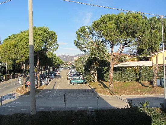 Hotel Bardolino: Vista dalla camera