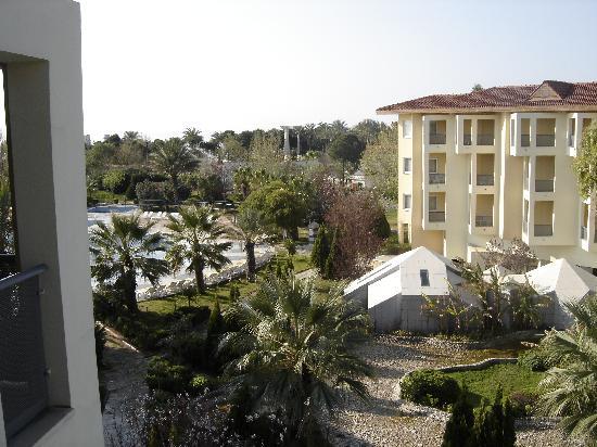 Queen's Park Le Jardin Resort: Hôtel