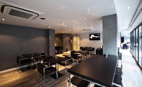 Hotel Del Pui: bar