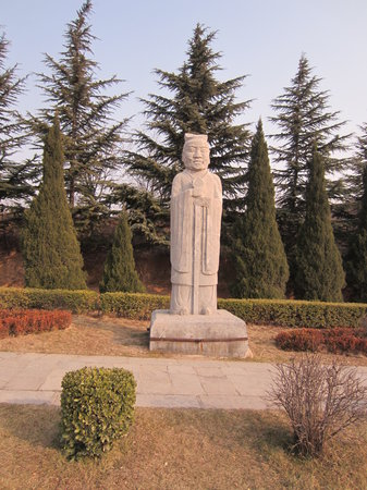 Eastern Royal Tombs of the Qin Dynasty of Xi'an