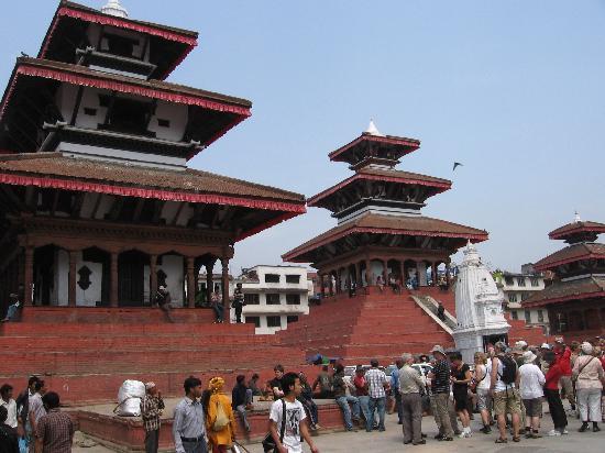 จัตุรัสดูร์บาร์ - กาฐมาณฑุ: Durbar Square, Kathmandu