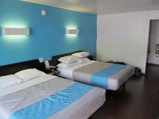 Motel 6 Missoula - University: Double Room