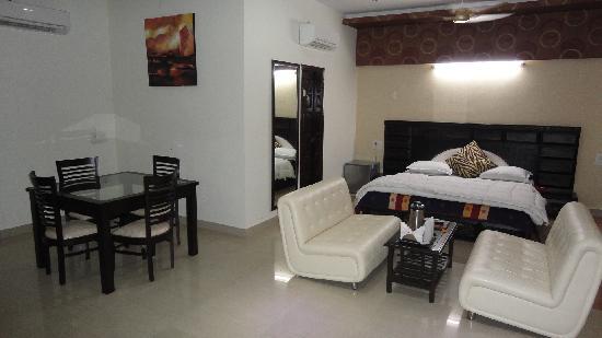 Hotel Grace: Suites