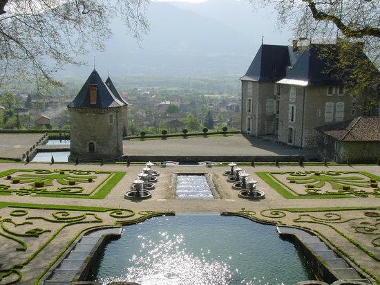 Jardins & Chateau du Touvet
