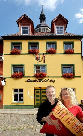 Altstadt Hotel Peiss