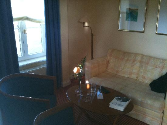 ROEWERS Privathotel - The Spa Concept: Small living room