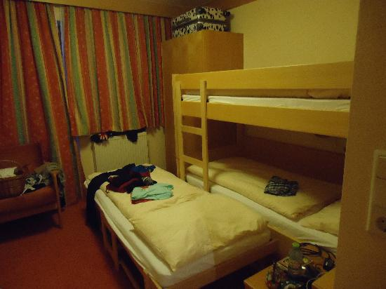 Kinderschlafzimmer - Picture of Hotel Schuetterhof, Schladming ... | {Kinderschlafzimmer 2}