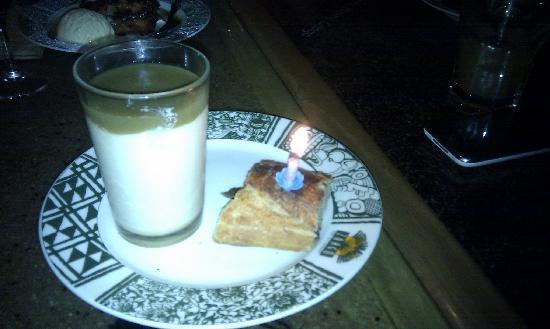 Zango : Si vous fêtez votre anniversaire, évitez la soupe de poire en dessert. Sinon vous soufflerez vot