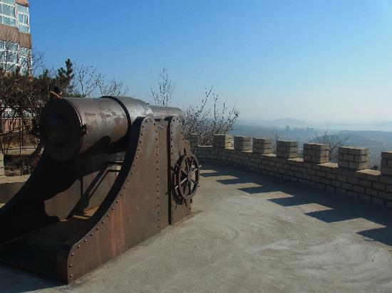203高地, 二十八糎砲