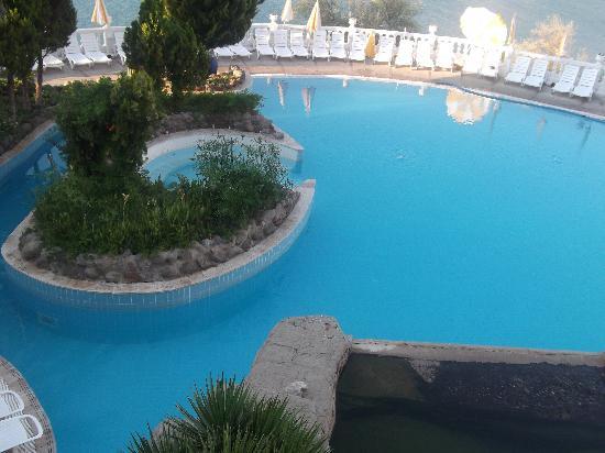 Ephesus Princess: The pool