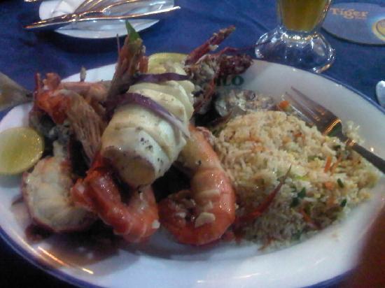Kamlo: the food