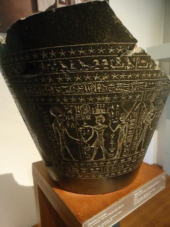 Clessidra Ad Acqua Egiziana.Clessidra Ad Acqua Egitto Foto Di Museo Di Scultura