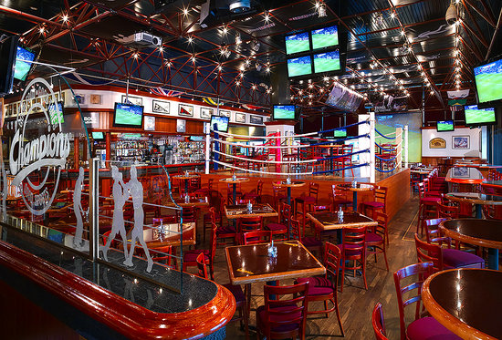 Champions Sports Bar Amp Restaurant Warsaw Restaurant