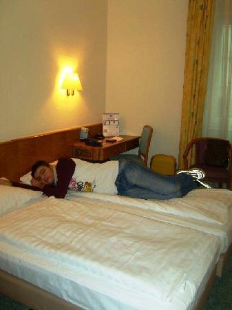 Favored Hotel Domicil: La camera