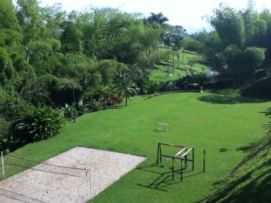 Hotel Mi Mónaco: grounds