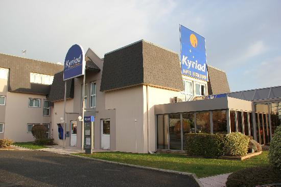 Saint-Arnoult, فرنسا: L'entrée