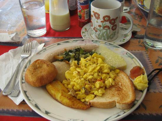 Sips & Bites: Ackee & Saltfish