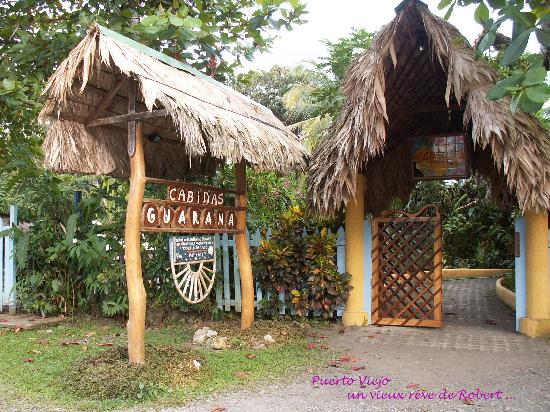 Hotel Guarana: entrée de l' hotel