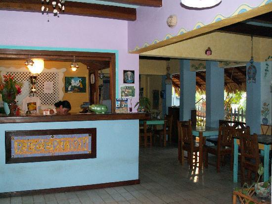 Hotel Guarana : réception