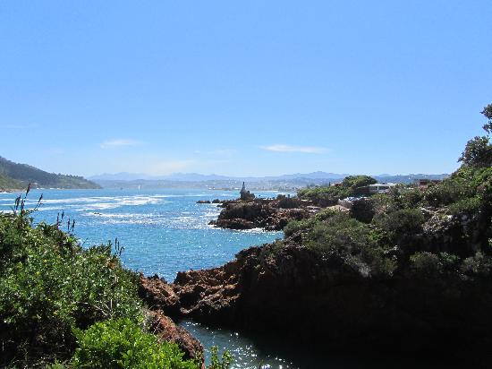 Footprints of Knysna: Ocean view