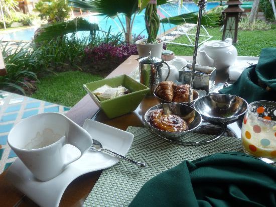Baan Malinee Bed and Breakfast: Breakfast starters