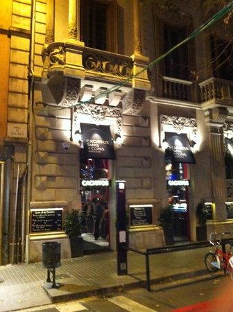 Los Cachitos: esterno ristorante