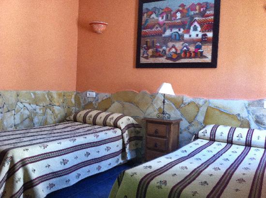 Hotel Elcano: habitacion numero 3